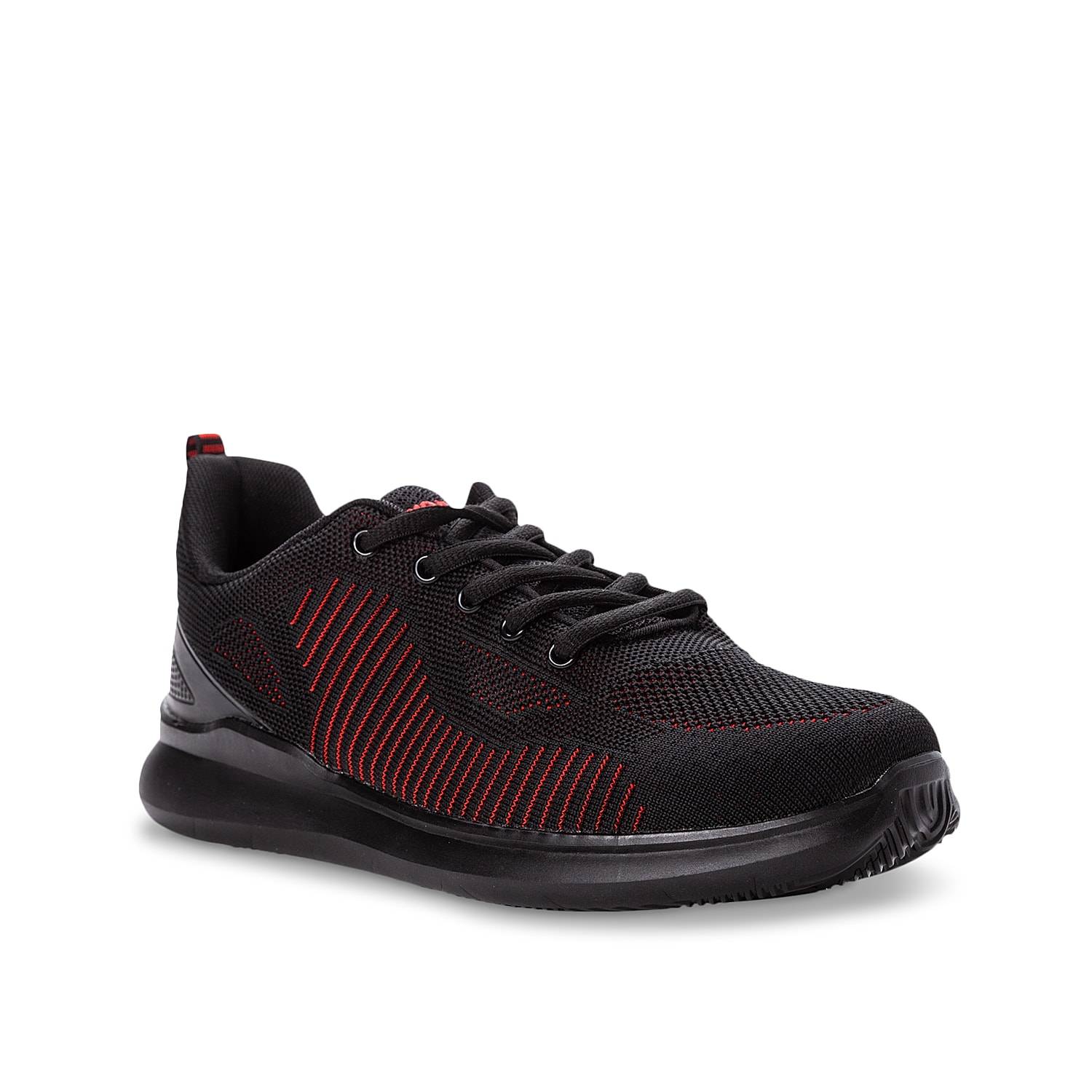 Show off your sporty style with the Viator Fuse sneaker from Propet. Featuring an open cell foam footbed embedded with EVA cushioning, this lace-up will keep you extra comfortable.