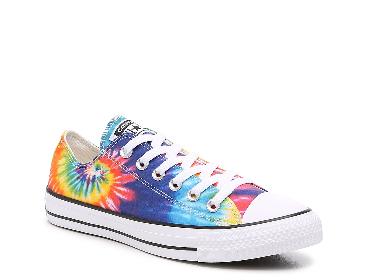 Chuck Taylor All Star Rainbow Tie-Dye High-Top Sneaker