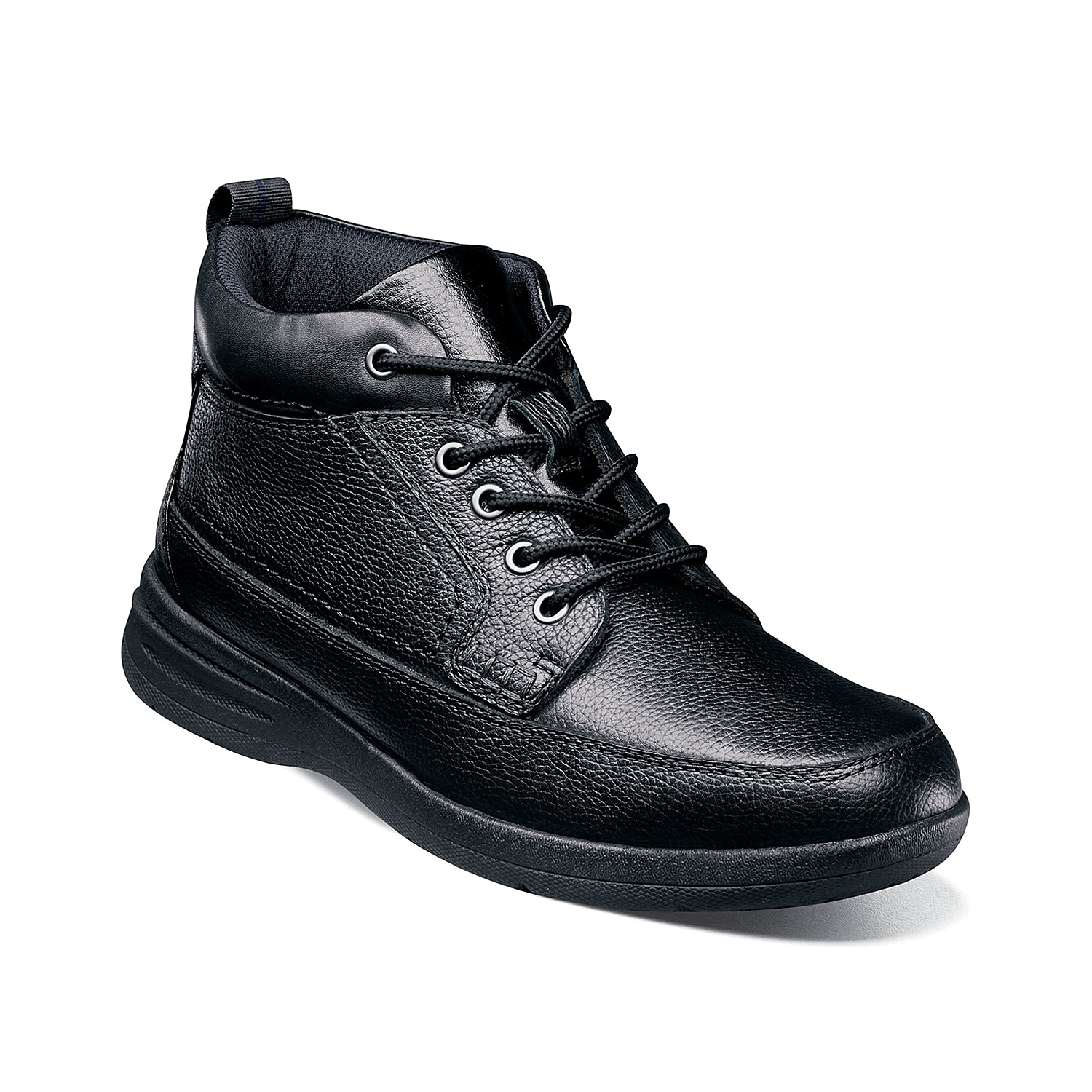 The Cam boot from Nunn Bush is so comfortable, you\\\'ll want to rock them every day! Featuring a memory foam footbed with a Comfort Gel heel pod, this ankle boot will provide optimum support.