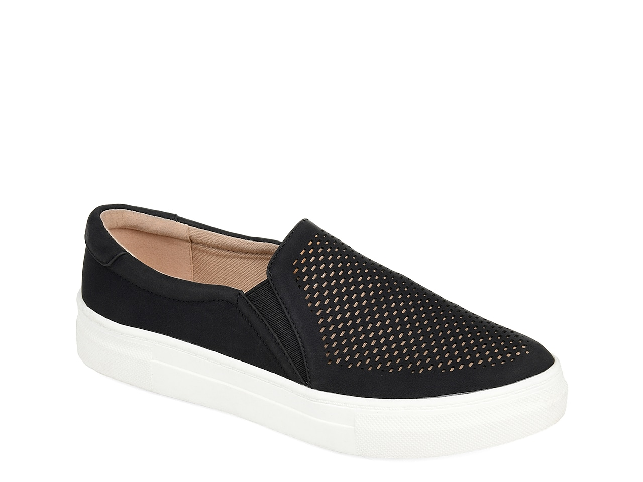Details about  /Women/'s Journee Collection Comfort Faybia Sneaker Black