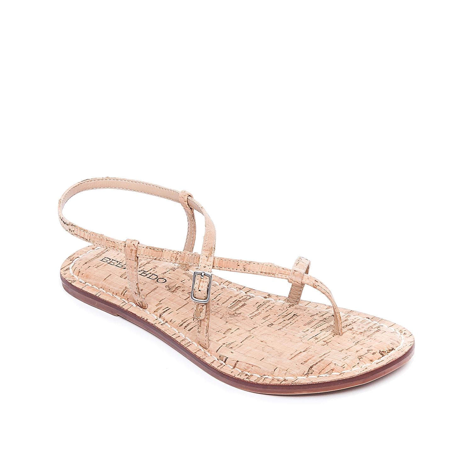 Don\\\'t underestimate the simple look of the Lexi sandal from Bernardo. This luxe pair is fashioned with thin straps and a lightly padded footbed for easygoing steps!