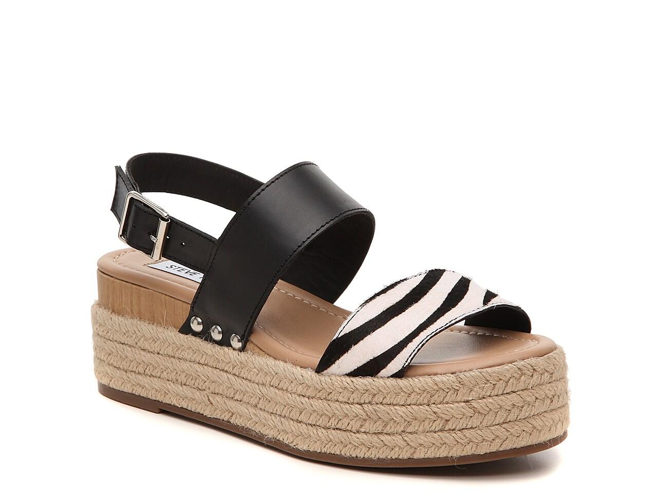 Fifer Espadrille Wedge Sandal