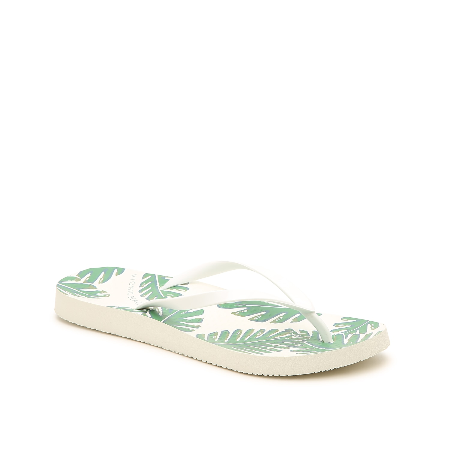 Slide into a flip flop with the support you need by wearing the Noosa from Vionic. This thong sandal features a contoured footbed and thick EVA midsole daylong comfort.