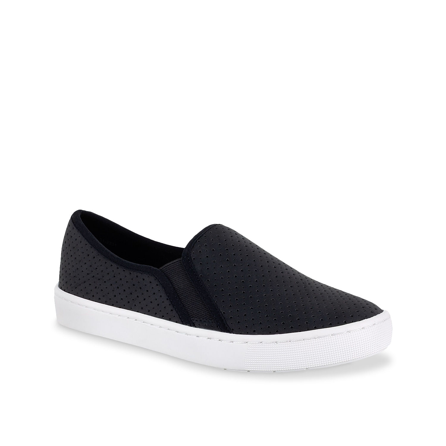 The Sailor slip-on from Easy Street is a must-have for your casual shoe collection. This silhouette is fashioned with dual side gores and a removable ultra-light insole for cushioned steps!