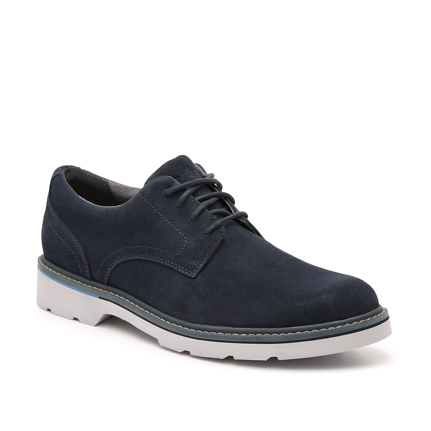 Mixing handsome looks with practical fashion,the Charlee oxford from Rockport keeps cushioning, shock-absorbing tech, and lightweight materials at the forefront of design. A Hydro-Shield waterproof treatment protects the leather upper for lasting wearability.