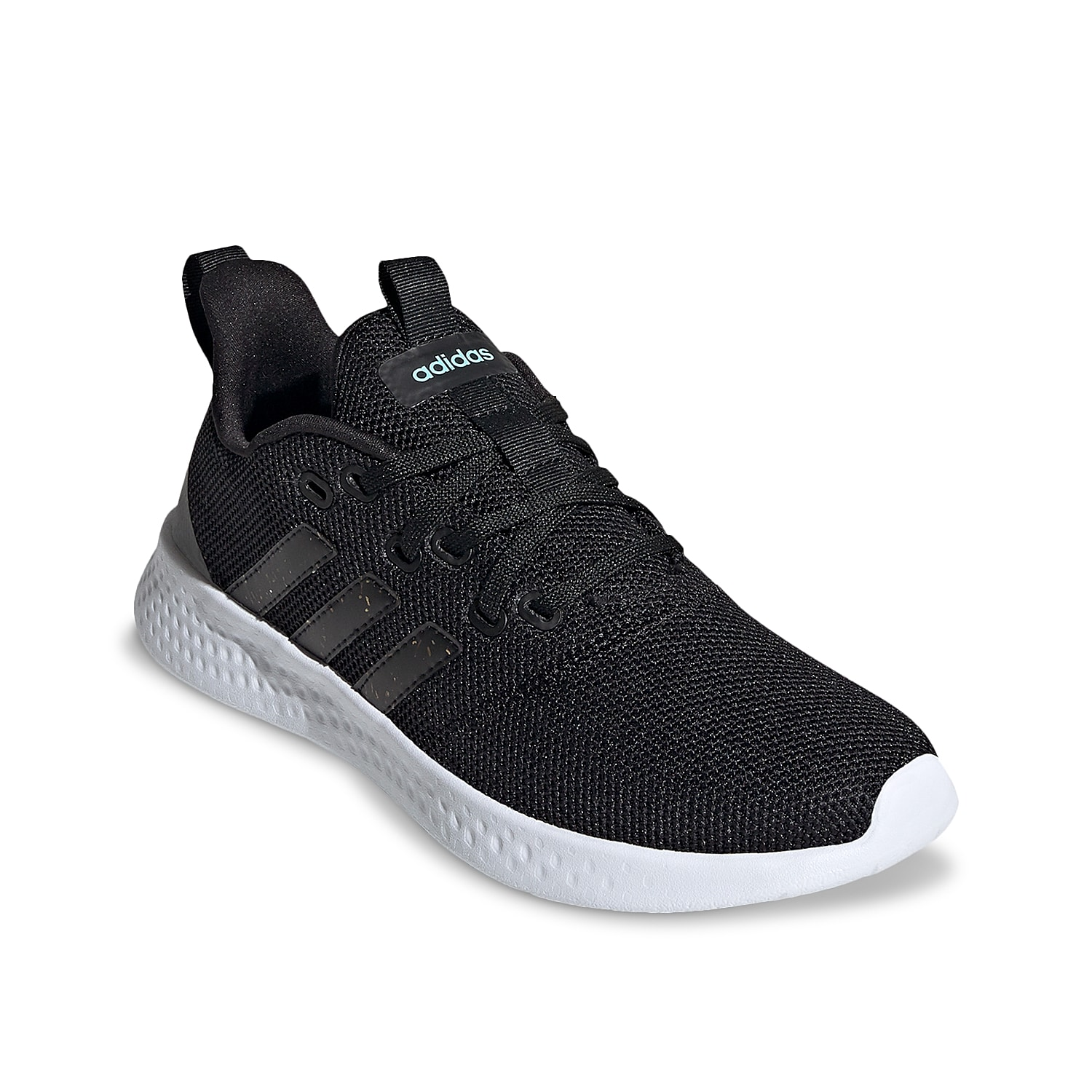 For active days on the go, the women\\\'s Puremotion athletic sneaker from adidas will be perfect for you. This lightweight low-top features a breathable mesh upper and a cloudfoam midsole that will take your workouts to the next level!