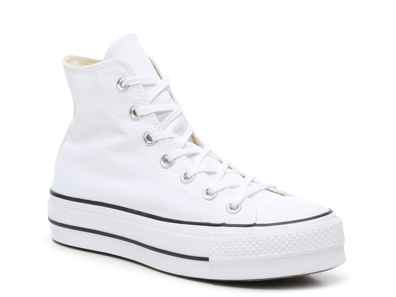 Converse Chuck Taylor All Star Platform High-Top Sneaker - Women's ...