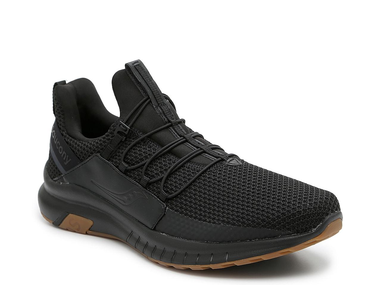 Saucony Stretch & Go Glide Slip-On Running Shoe - Men's
