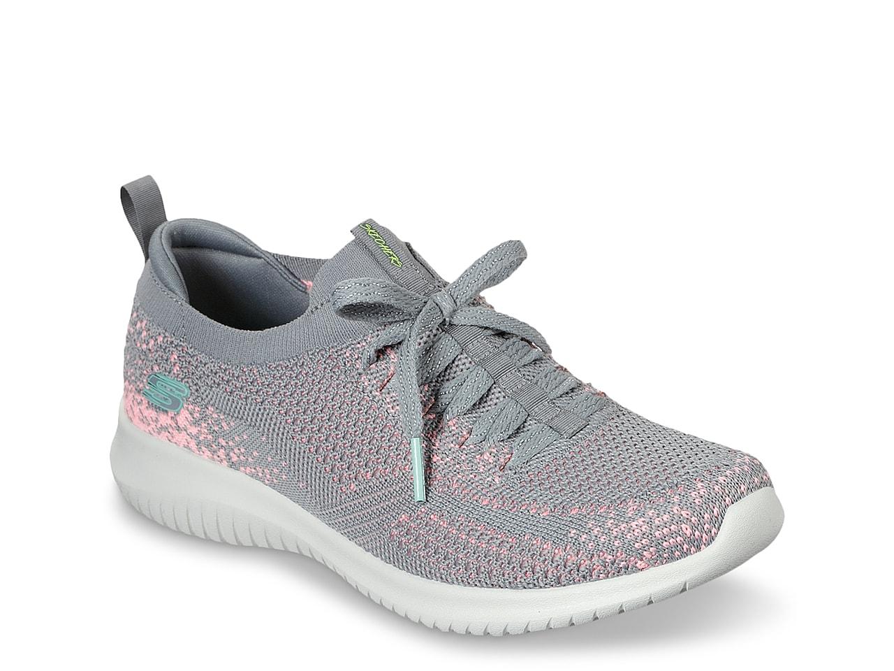 Skechers Ultra Flex Twilight Twinkle Sneaker - Women's