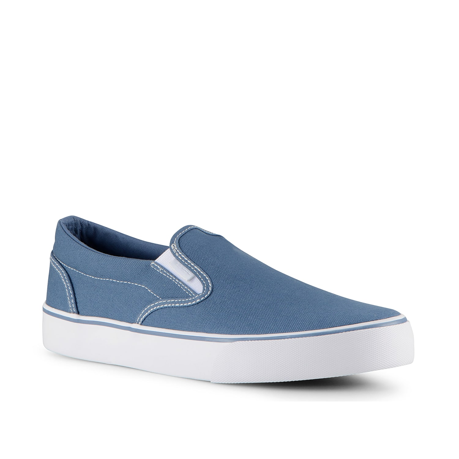 Slip into classic style with the Clipper 2 sneaker from Lugz. This slip-on sneaker features a sporty vulcanized sole and padded footbed for your new favorite pair!
