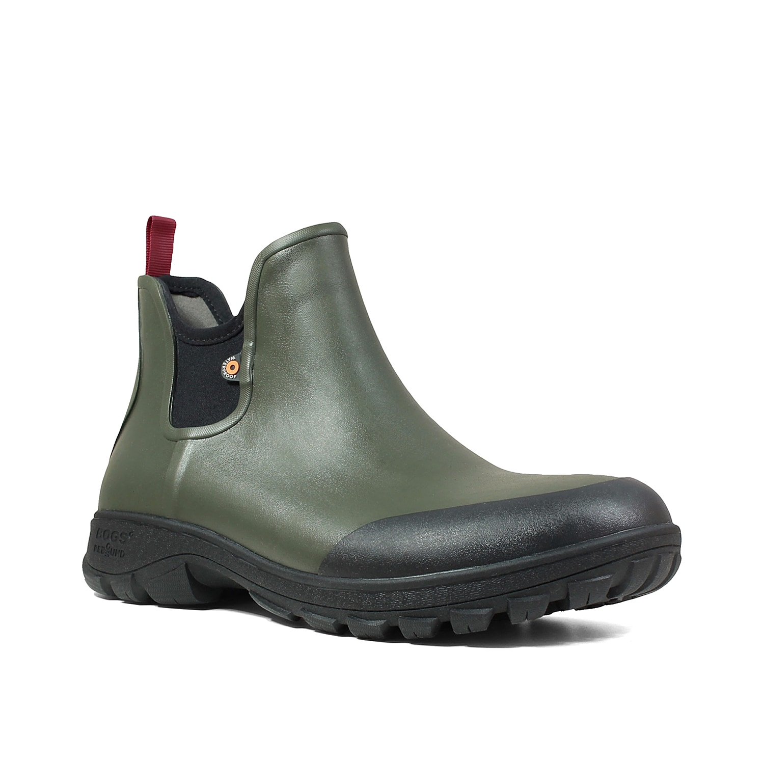 Whether you are doing yard work or running errands in the rain the Suavie boot from Bogs will be perfect for you. The waterproof rubber and slip-resistant sole will keep you feeling steady and durable, no matter the activity!