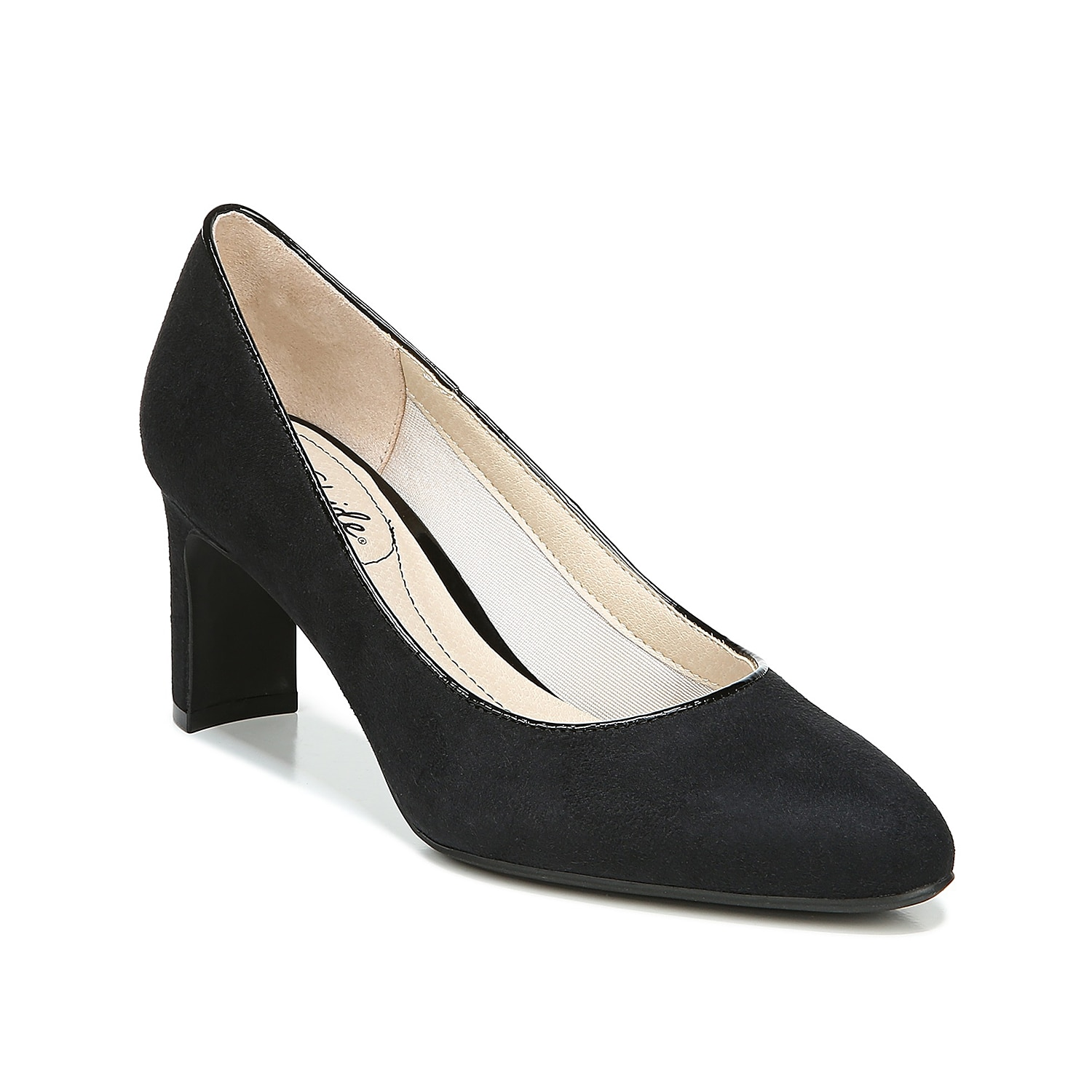 Go from desk to dinner in sophisticated style with the LifeStride Gigi pump. This timeless design is equipped with Soft System® comfort technology that offers superior cushioning and all-day support.
