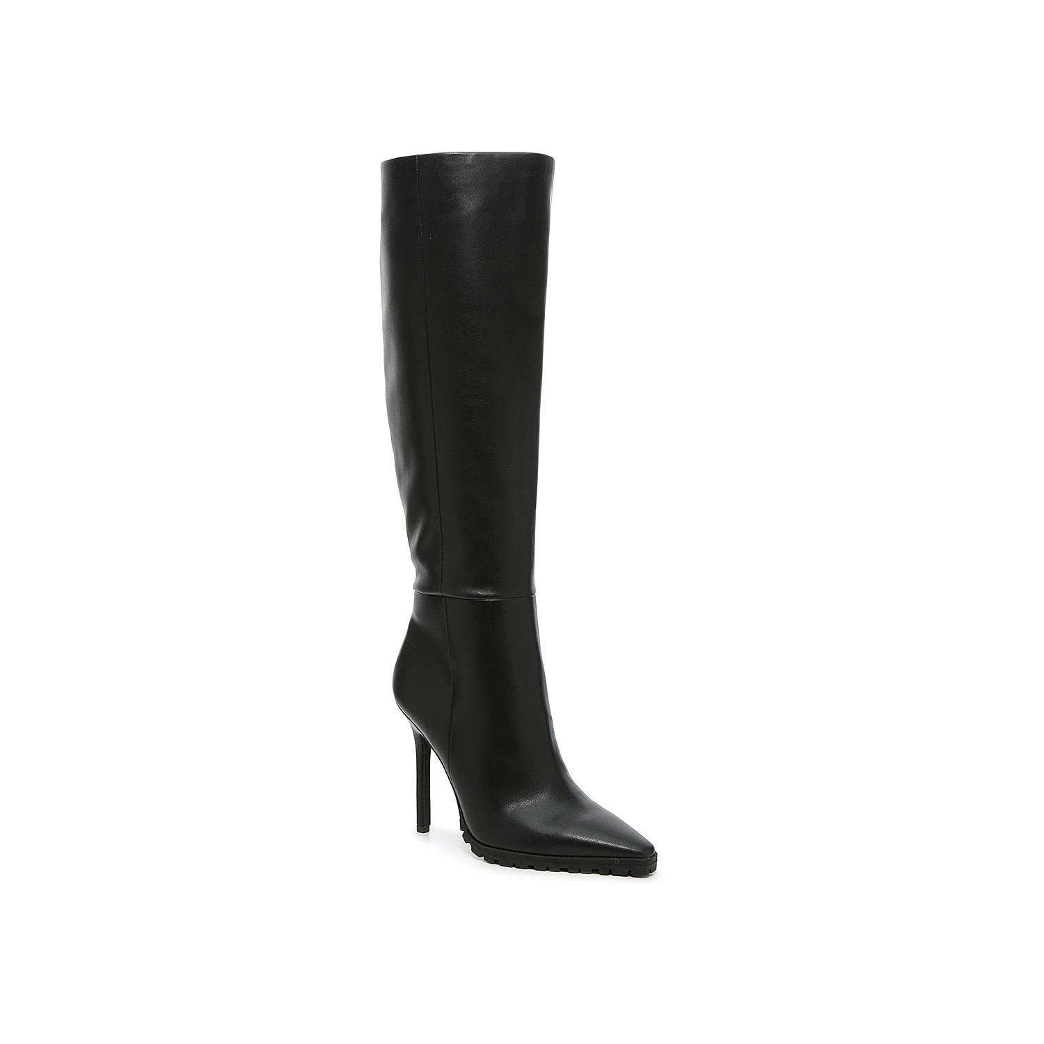 Elegant with minimal accents for endless matching, the Jarrell boots from JLO Jennifer Lopez conform to the shape of your leg for an ultra-fitted silhouette. A lugged outsole adds anti-slip traction to your fast-paced steps. Click here for Boot Measuring Guide.