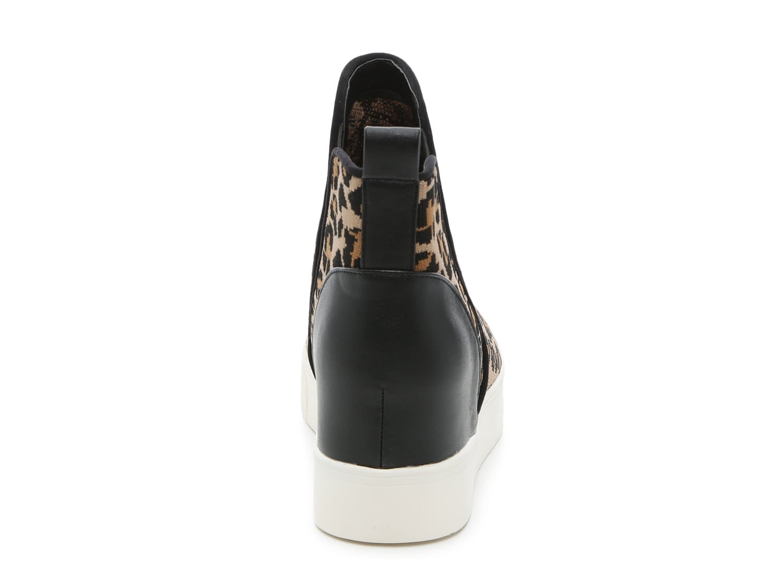 Steve Madden Ditta Wedge High-Top Sneaker | DSW