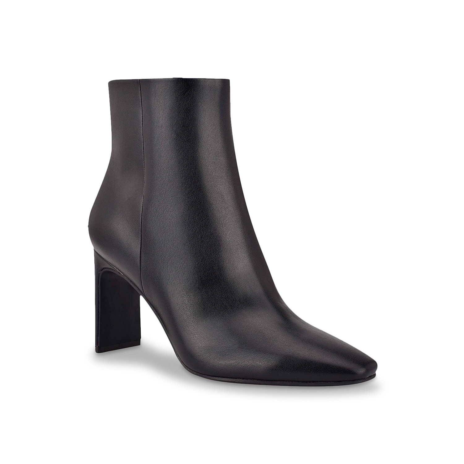 Flawless\\\' is an understatement for the Unisa Jezzi bootie. Donning a clean and elegant silhouette, this bootie has unique square toe, inside zip for easy wear and durable rubber sole with wrapped high heel.Click here for Boot Measuring Guide.
