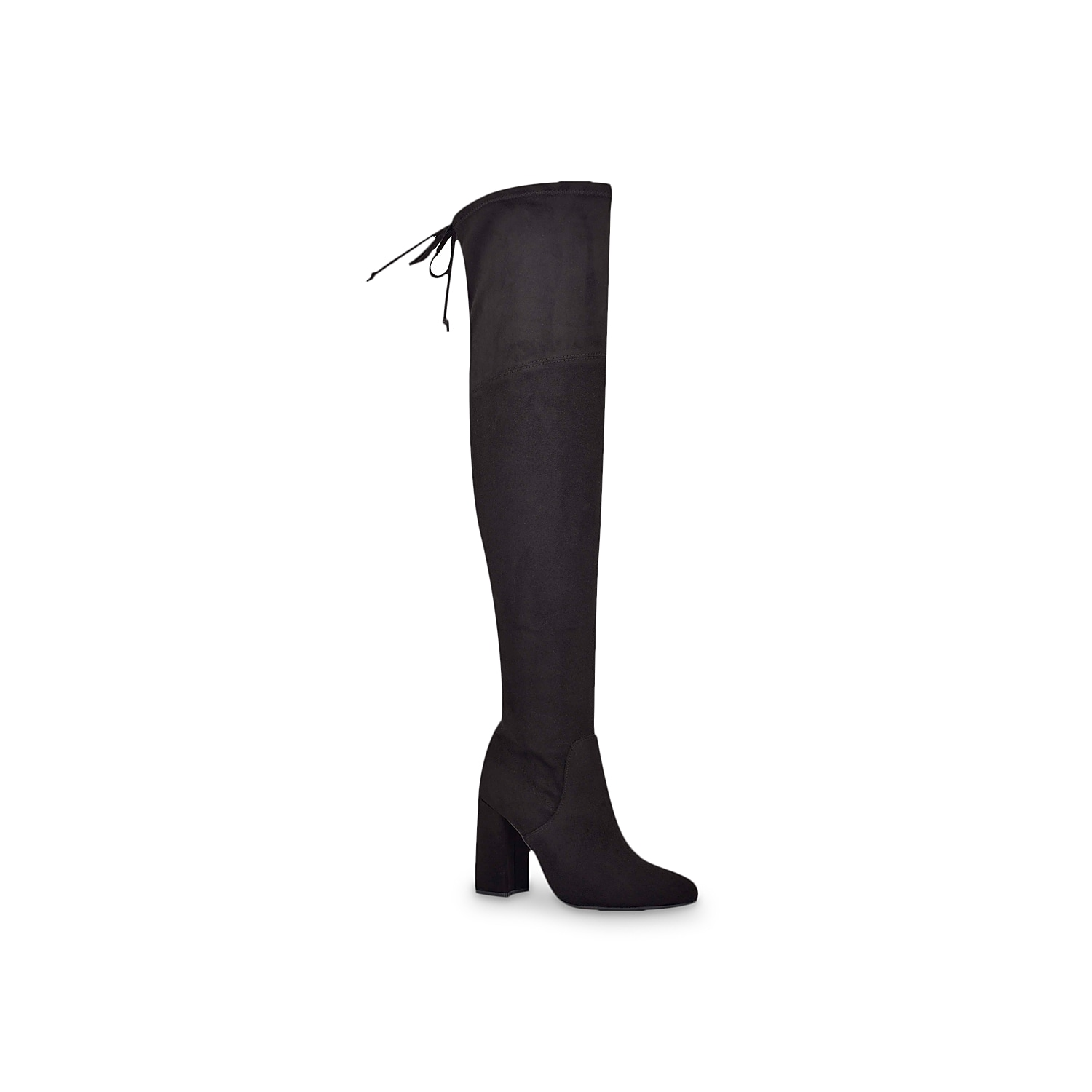 Kickstart classy looks with the Jaydi over the knee boot from Unisa. This tall boot features a versatile design with a bold block heel to upgrade all your cool weather outfits.Click here for Boot Measuring Guide.