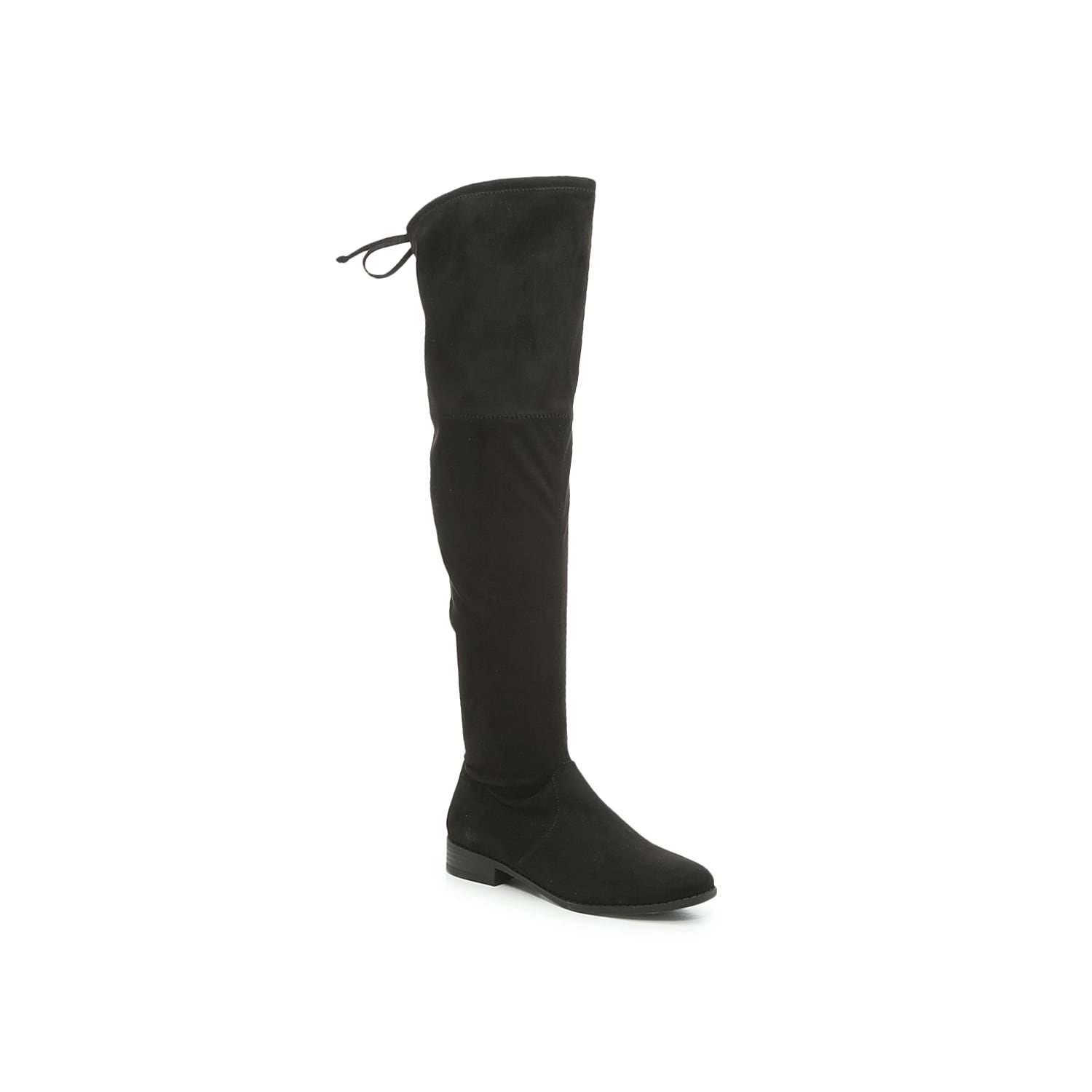 The Edi over the knee boot from Kelly & Katie is the epitome of classic style. This tall boot is versatile enough to pair with any of your cool weather looks!Click here for Boot Measuring Guide.