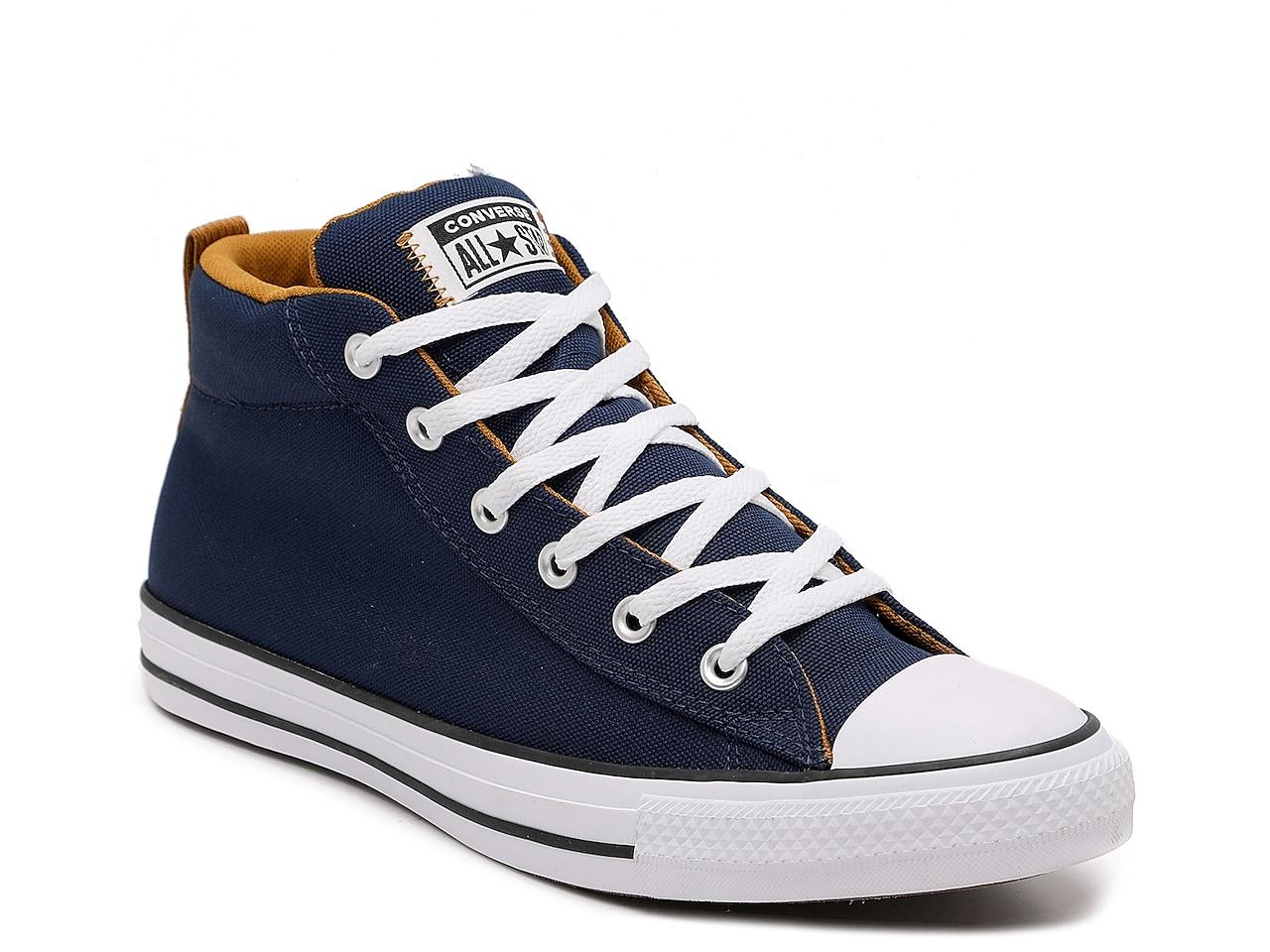 Chuck Taylor All Star Street Mid-Top Sneaker - Men's
