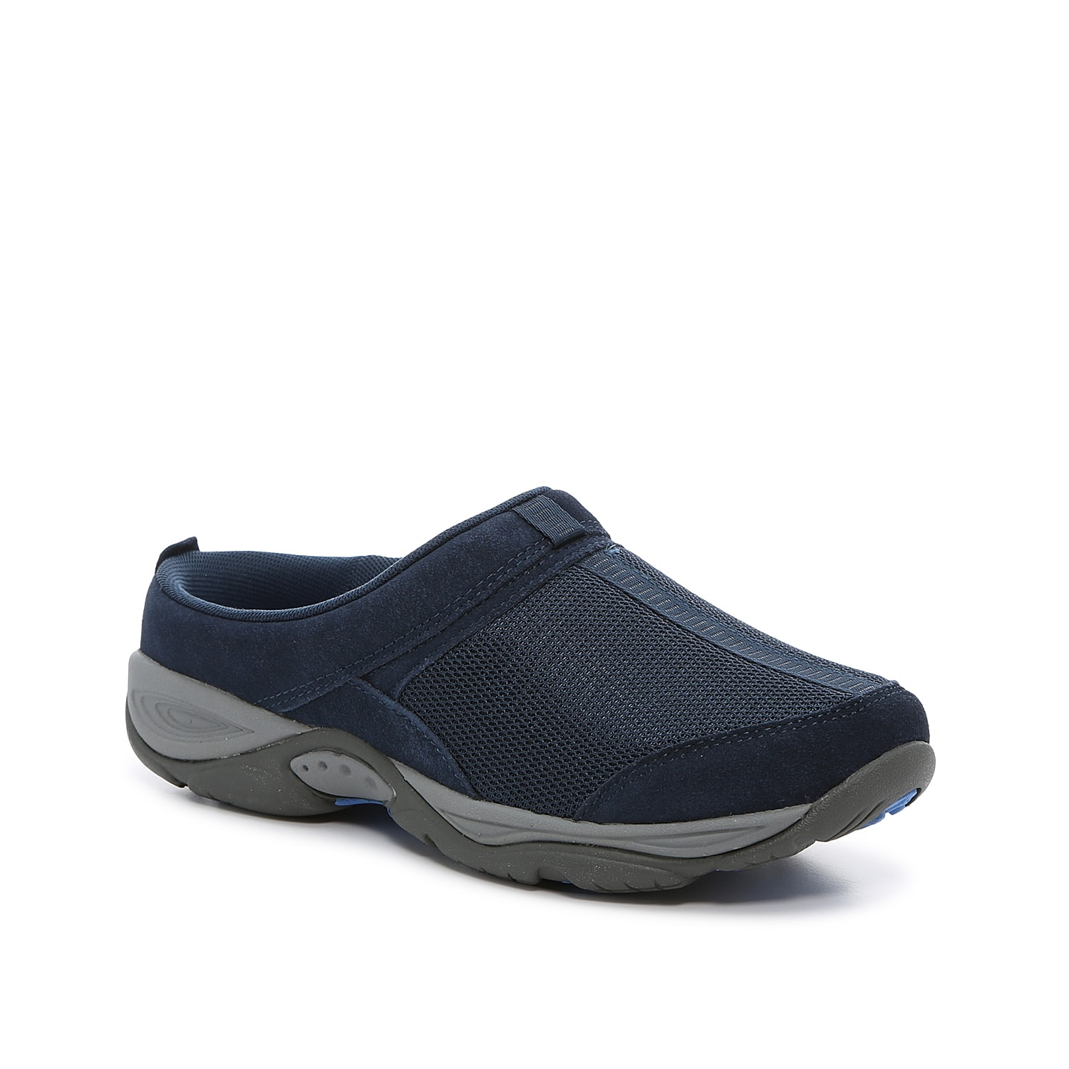 Complete your casual shoe collection with the Cool clog from Easy Spirit. This slip-on features a removable cushioned insole and an EVA midsole to promote flexibility and comfort in each step you take!