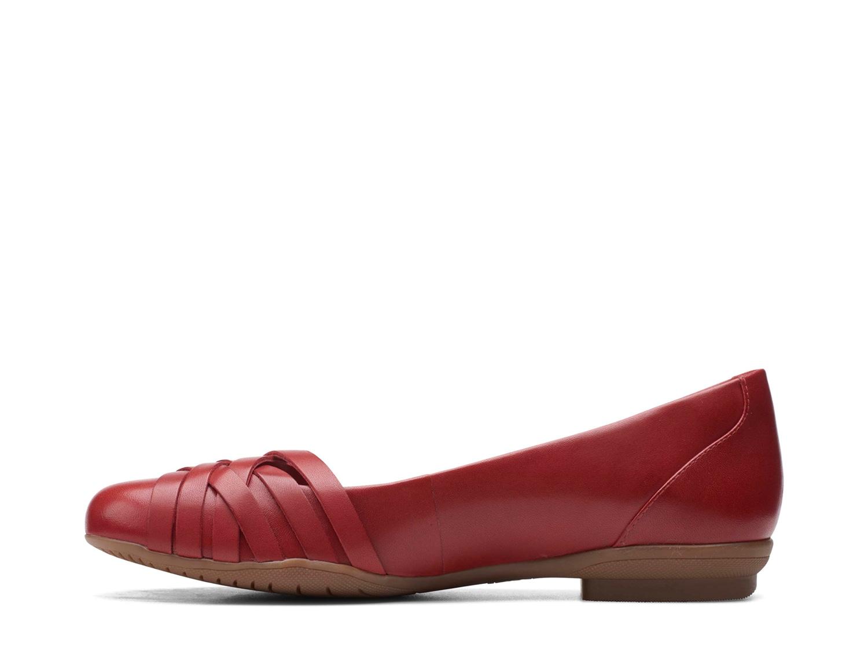 Clarks Sara Clover Ballet Flat   DSW