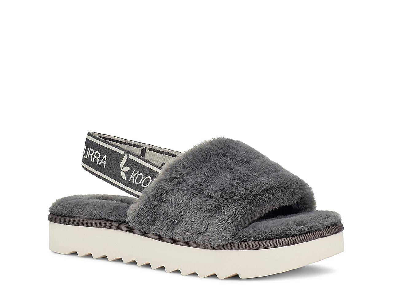 Koolaburra by UGG Fuzzn II Platform Sandal