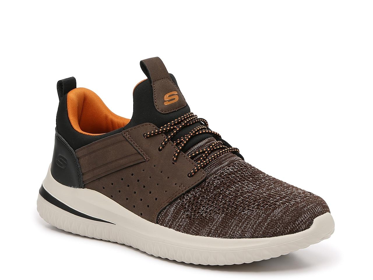 Skechers Delson 3.0 Slip-On Sneaker