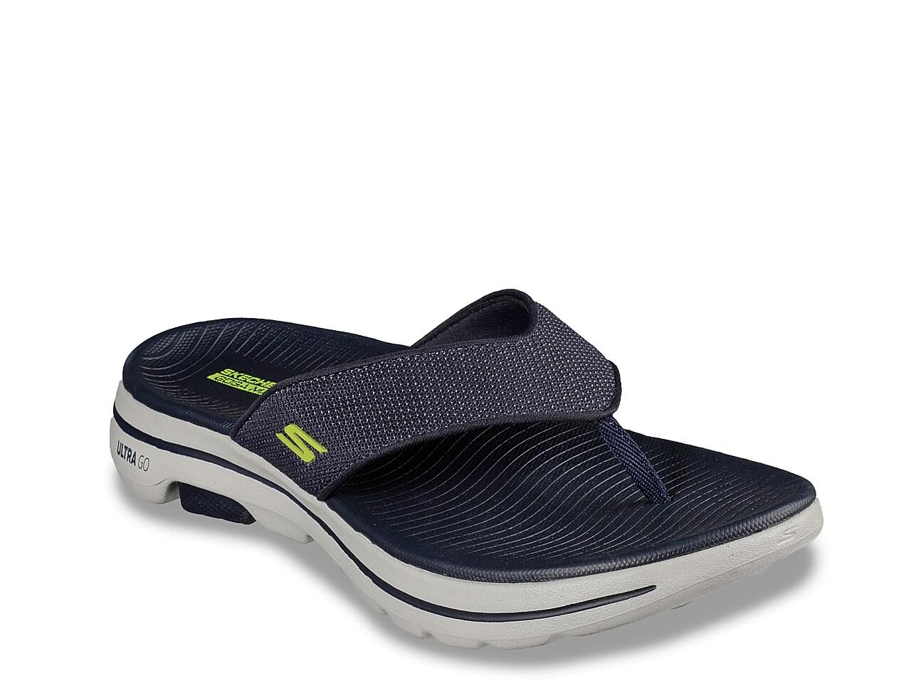 Skechers GOwalk 5 Iango Flip Flop