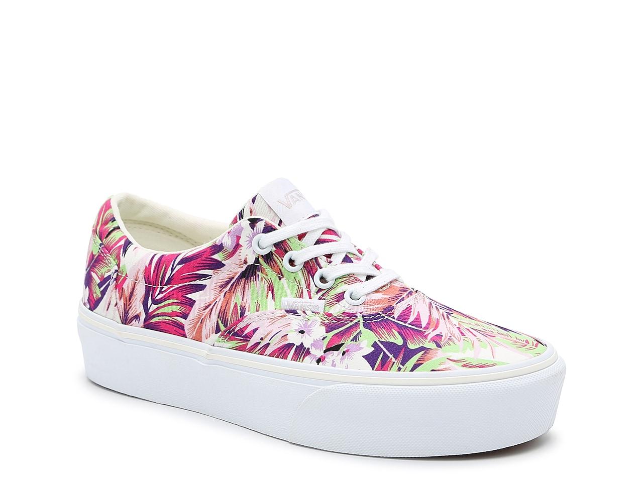 Vans Doheny Platform Sneaker - Women's