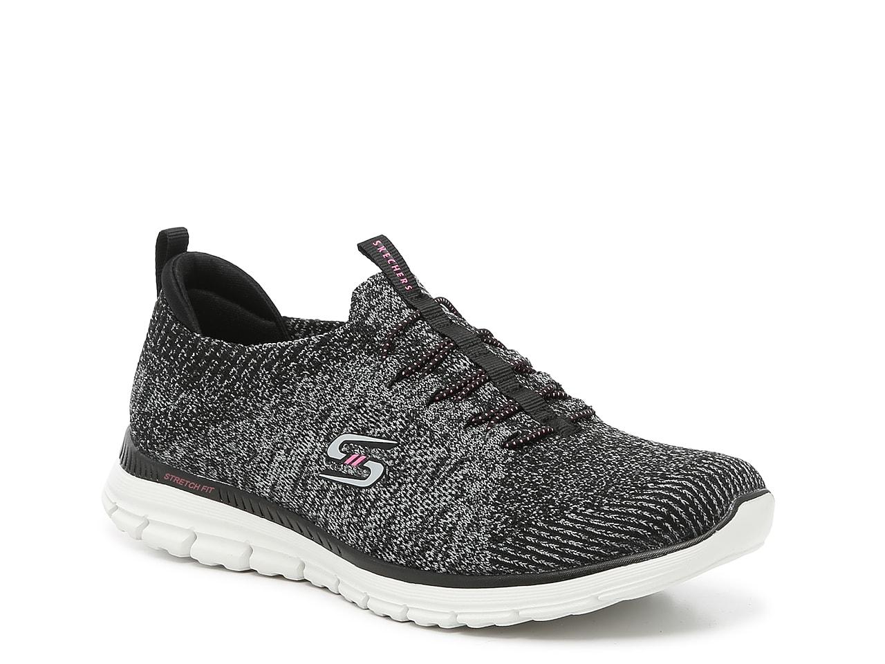 Skechers Luminate Slip-On Sneaker
