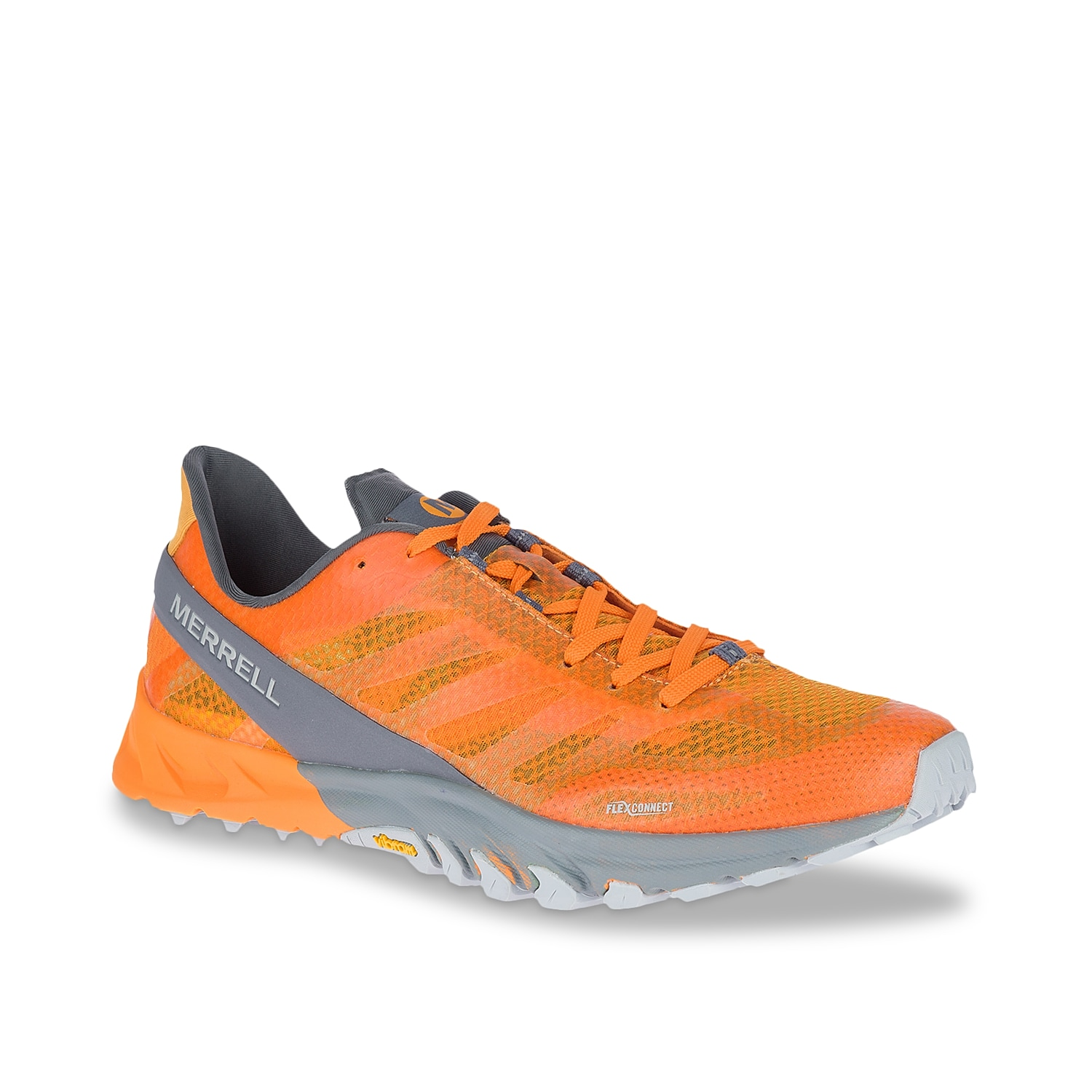 Take your long runs to demanding terrains with the MTL Cirrus trail running shoe from Merrell. Boasting an eye-catching upper, this lace-up sneaker offers phenomenal flexibility and grip.
