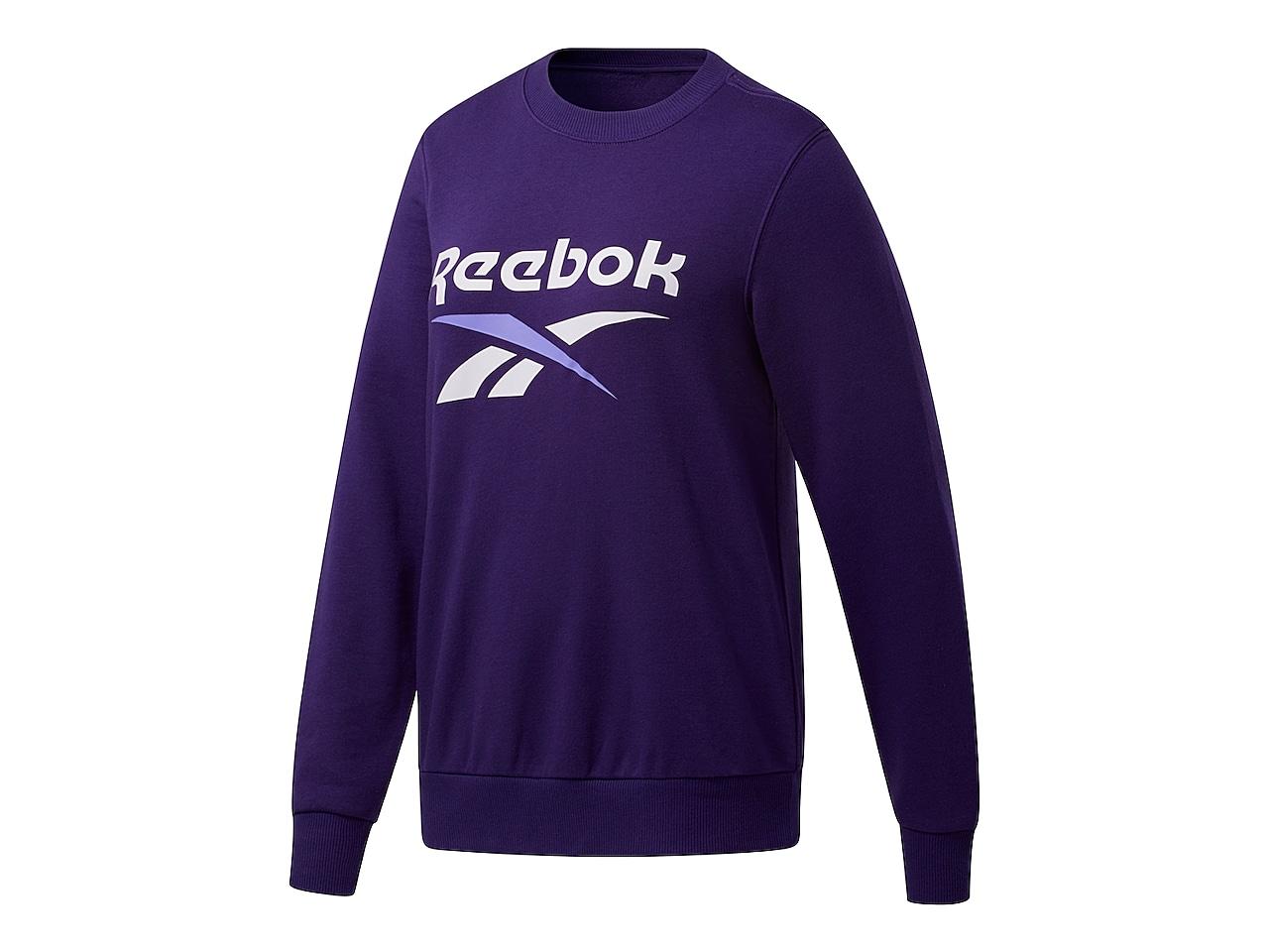 Reebok Identity Logo Women's Crew Sweatshirt
