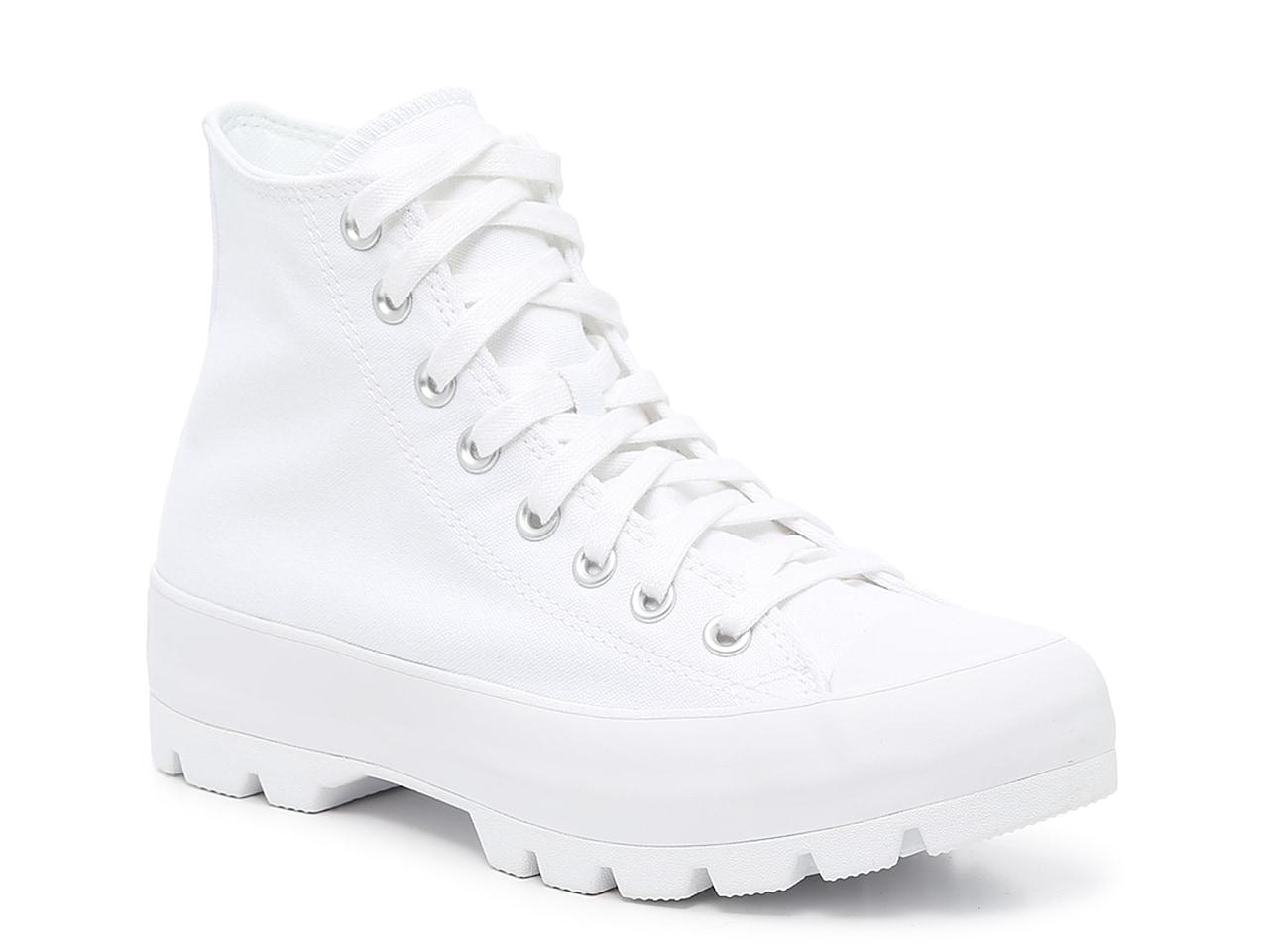 Converse Chuck Taylor All Star Lugged Platform High-Top Sneaker - Women's