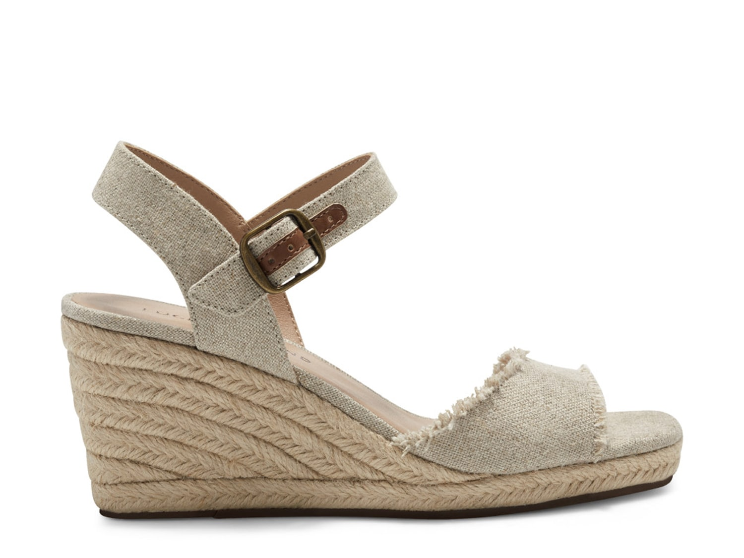 Lucky Brand Moliey Espadrille Wedge Sandal | DSW