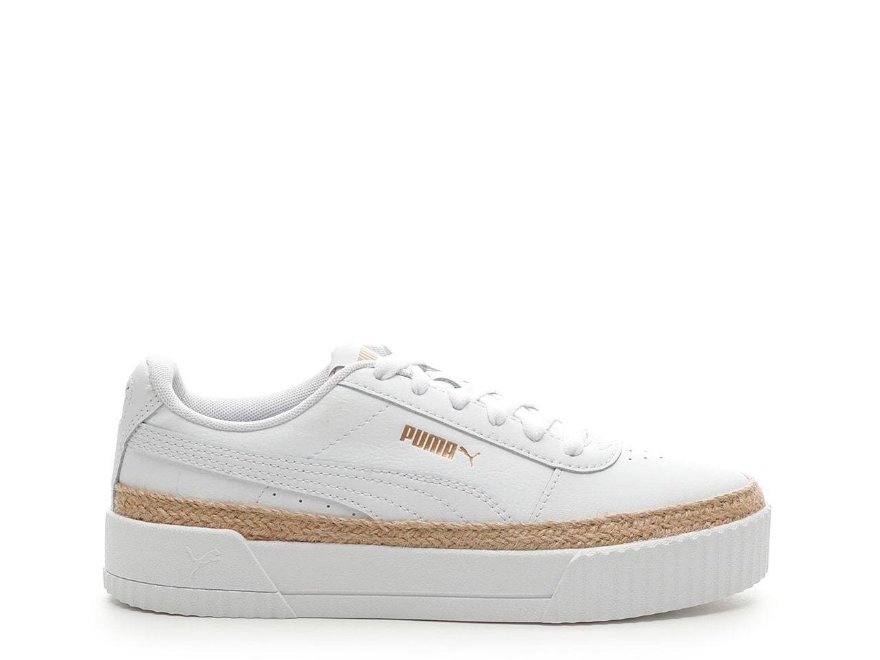 Puma Carina Lift Espadrille Sneaker - Women's