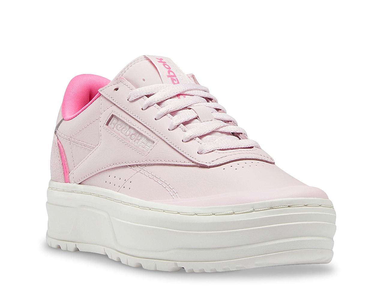 Reebok Club C Double GEO Platform Sneaker - Women's