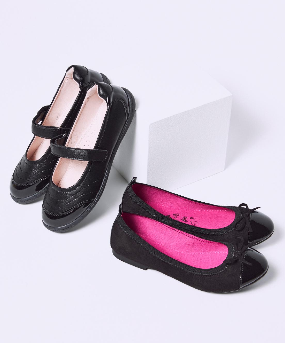 Boys School Shoes Size 9 10 10.5 11 12 13 1 2 3